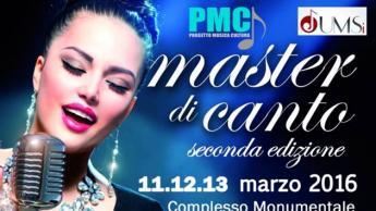 MASTER CLASS DI CANTO A MARSALA